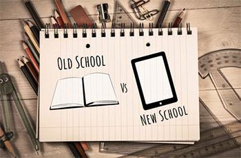 Tablets in die Schule